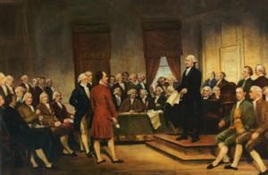 us constitution signing